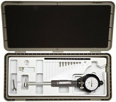Mitutoyo 511-751 Dial Bore Gauge 0.7-1.4 Range 0.0001 Graduation -0.0008