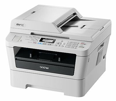 Brother MFC-7360N Multifunktionsgerät Kopierer Laserdrucker Fax Scanner ()
