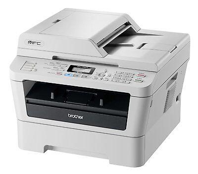 Brother MFC-7360N Multifunktionsgerät Kopierer Laserdrucker Fax Scanner
