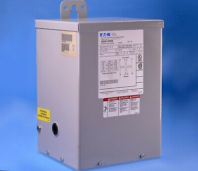 Eaton Dry Type Distribution Transformer S20n11s03n 3.0 Kva 1 Ph New