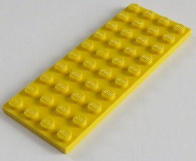 LEGO PLATTE PLATE 4 X 10 GELB 3030