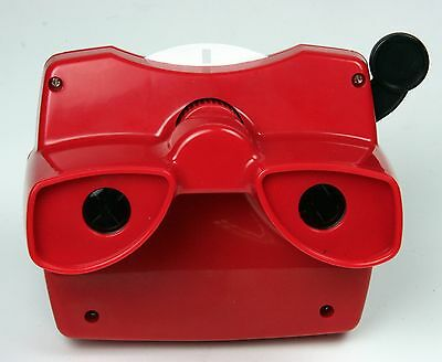 ViewFinder Classic Viewer with Reel - for All ViewMaster Reel Viewing - Focusing