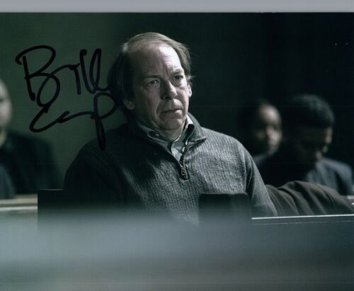 Bill Camp Signed Autographed 8x10 Photo THE NIGHT OF Actor COA