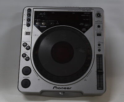Pioneer CDJ-800 (MKI) Professional Table top DJ CD Player