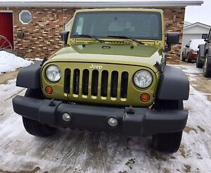 REDUCED - 2007 Jeep Wrangler Rubicon - 15,900 OBO