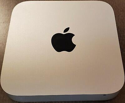 Mac Mini Late 2014 Model A1347 1.4GHz Core i5 4GB RAM 500GB HDD MacOS Big Sur
