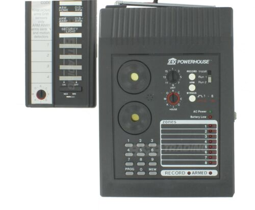 X-10 VS5600 POWERHOUSE Professional Security Console w/ Voice Dialer and Remote