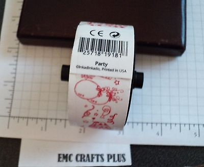 "ROLLAGRAPH  STAMP"" PARTY"" WHEEL  ~  NEW"