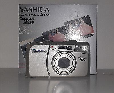 35-мм камеры Yashica Zoomate 120SE Camera
