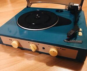 Gadhouse Brad turntable Record Player - plug and play