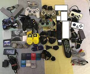 VARIOUS GAMING ACCESSORIES (PS1/3, NES, SNES, N64, 360, XBOX) Colyton Penrith Area Preview