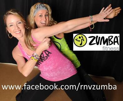 Zumba Fitness Classes in Hocking/Joondalup