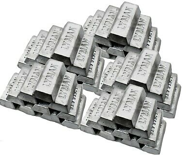 Refined from Roofing Lead Pure Soft Lead Ingots 10lbs guaranteed
