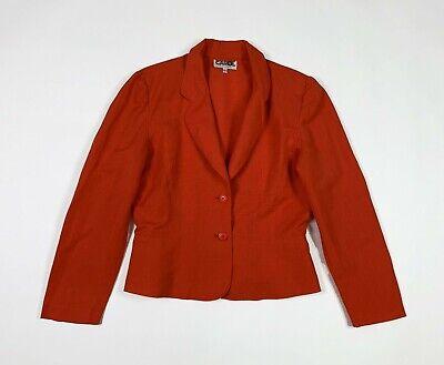 Carol styled by preca giacca donna usato giacchetta size W28 tg 42 estiva T6738