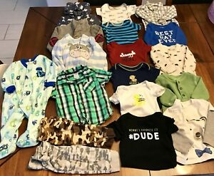 Baby Boy Clothes (3-6 Months)