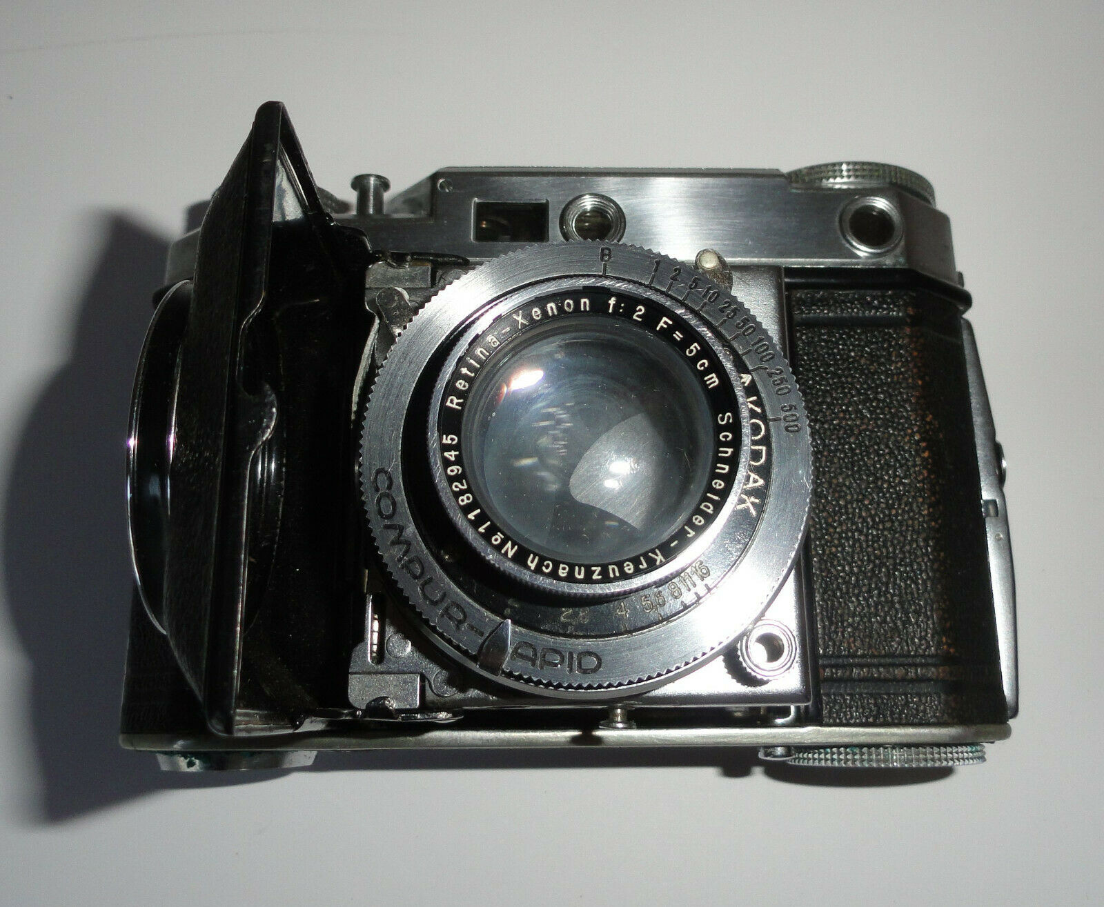 мере готовности дальномерный фотоаппарат кодак господу-богу