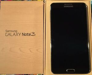 SAMSUNG GALAXY NOTE 3 - LIKE NEW!