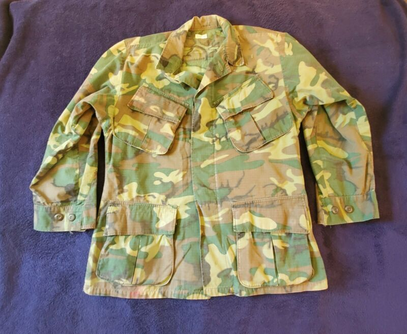 ERDL JUNGLE JACKET FROM 1968