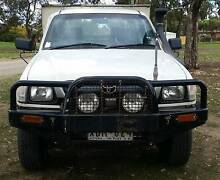 2003 Toyota Hilux Ute Carrum Downs Frankston Area Preview
