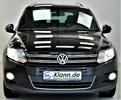 Volkswagen Tiguan 1.4 TSI 122 PS Lounge Sport & Style BMT