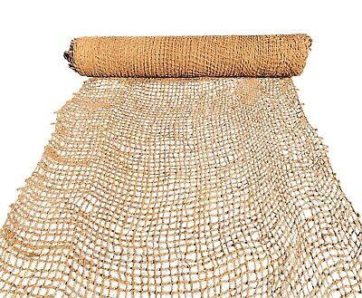 Coir Mat- 4 x 165 feet- Permanent Lasts 2-5 Yr Erosion Control Blanket Matting