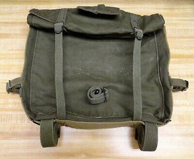 USMC M1941 Pack Set, Haversack and Knapsack, Original, Very Excellent Condition