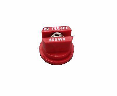 Xr Teejet Extended Range Flat Spray Tips Xr8004vs