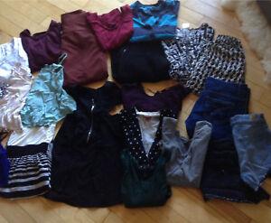 Ladies M/L Bag Of Clothes