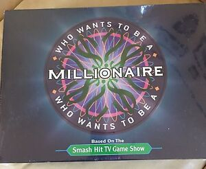 Who wants to be a millionaire board game Thomastown Whittlesea Area Preview