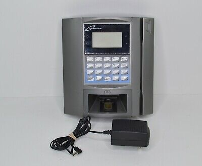 Accutime Maximus Mxs Time Attendance Time Clock Biometric Scanner Ceridian