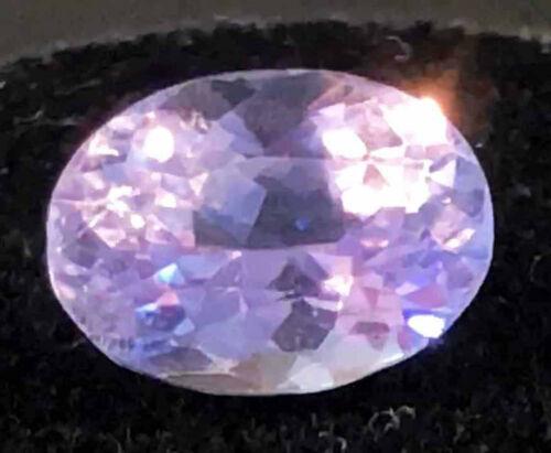 7.17 CT Natural VS Pink Color Kunzite Gemstone From Patroke Afghanistan
