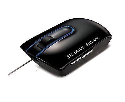 LG Scanner Mouse LSM-100 (Black)