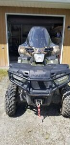 2016 Polaris sportsmen 450