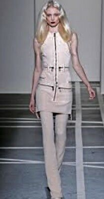 GIVENCHY COUTURE ZIP DRESS