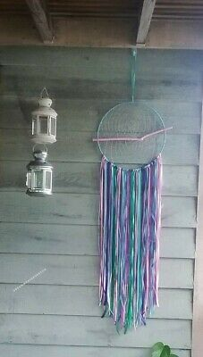 Wedding Decorations Ideas (Barn wedding decorations, branch dreamcatcher, spring decor, rustic wedding)
