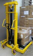 FORKLIFT STACKER PUSH AROUND MANUAL LIFT 3 METER LIFT Tingalpa Brisbane South East Preview