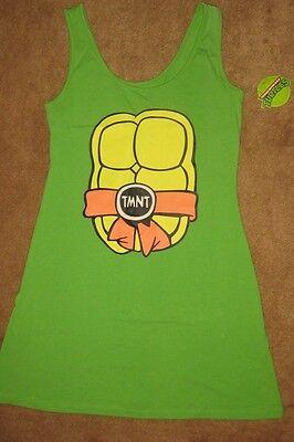 TMNT Teenage Mutant Ninja Turtles Summer Tank Dress Cover Up All Nickelodeon