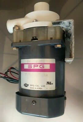 Hoshizaki S9i60se-z70 Ice Machine Water Pump Spg Induction Motor