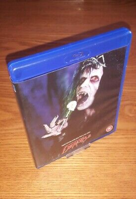NIGHT OF THE DEMONS 2 Blu-ray UK vrsn 88 Films region b(cult 90's horror/comedy)