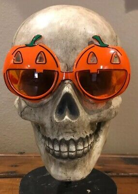 Bethany Lowe Halloween Pumpkin JOL Sunglasses—Retired