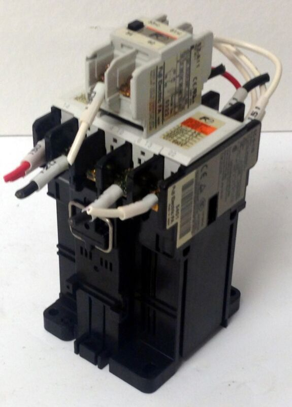 FUJI ELECTRIC FA SC-5-1/G SC20AG 4GC0H0#11 32A STARTER CONTACTOR SWITCH SZ-A11