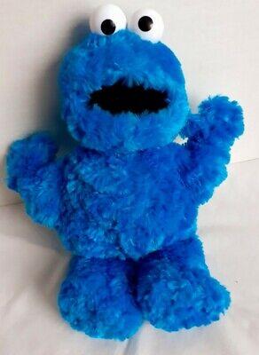 Cookie Monster Gund 2002 Bean Plush Soft Stuffed 75352 w Tags Sesame Street