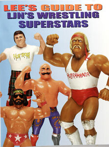 Lee's Toy Review Issue 132 - Photo Guide To LJN's WWF figures Hulk Hogan Warrior
