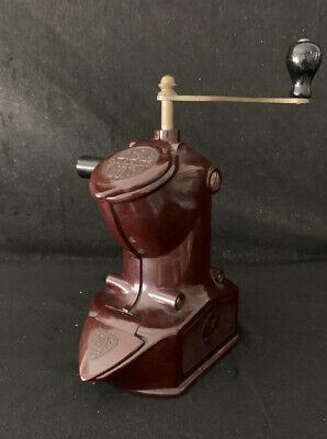 Alte Kaffeemühle Mokkamühle Dienes Reform PEDE D.R.G.M.  D.R.P. Bakelit Mühle