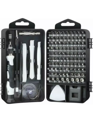 115 in 1 Magnetic Precision Screwdriver Set Watch Mobile Pho