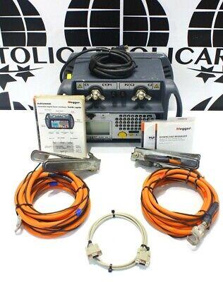 Megger Dlro 200-115 Digital Low Resistance Ohmmeter Drlo200-115 Drlo200-en Drlo