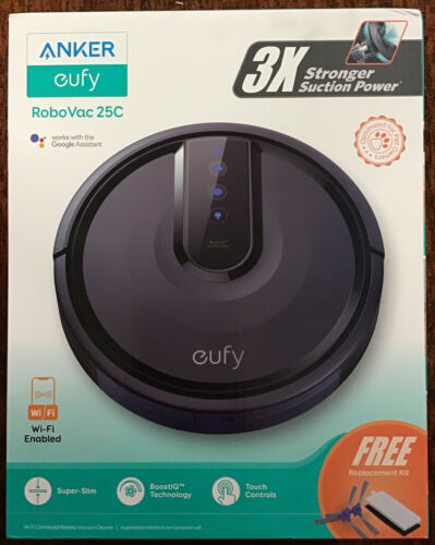 Anker Eufy RoboVac 25C Wi-Fi Connected Robot Vacuum - New!!!