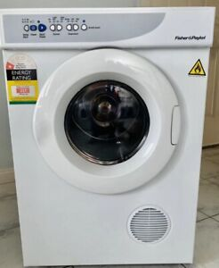 Fisher & Paykel 5kg cloth dryer as new condition