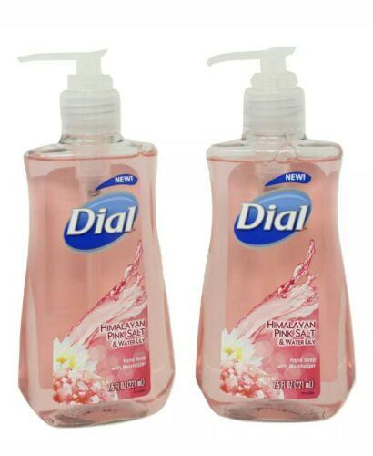 Dial Liquid Hand Soap, Himalayan Pink Salt & Water Lily, 7.5