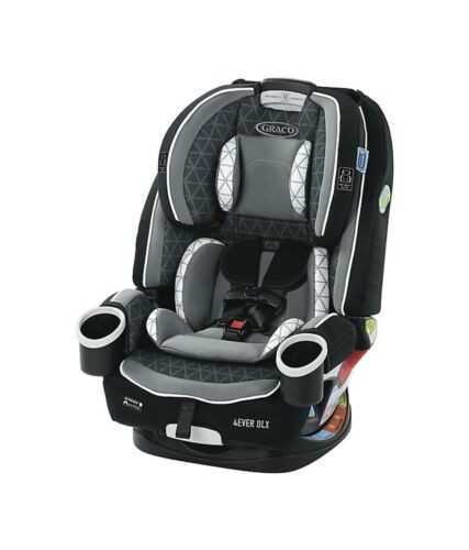 Graco 4Ever DLX 4-in-1 Convertible Car Seat New!